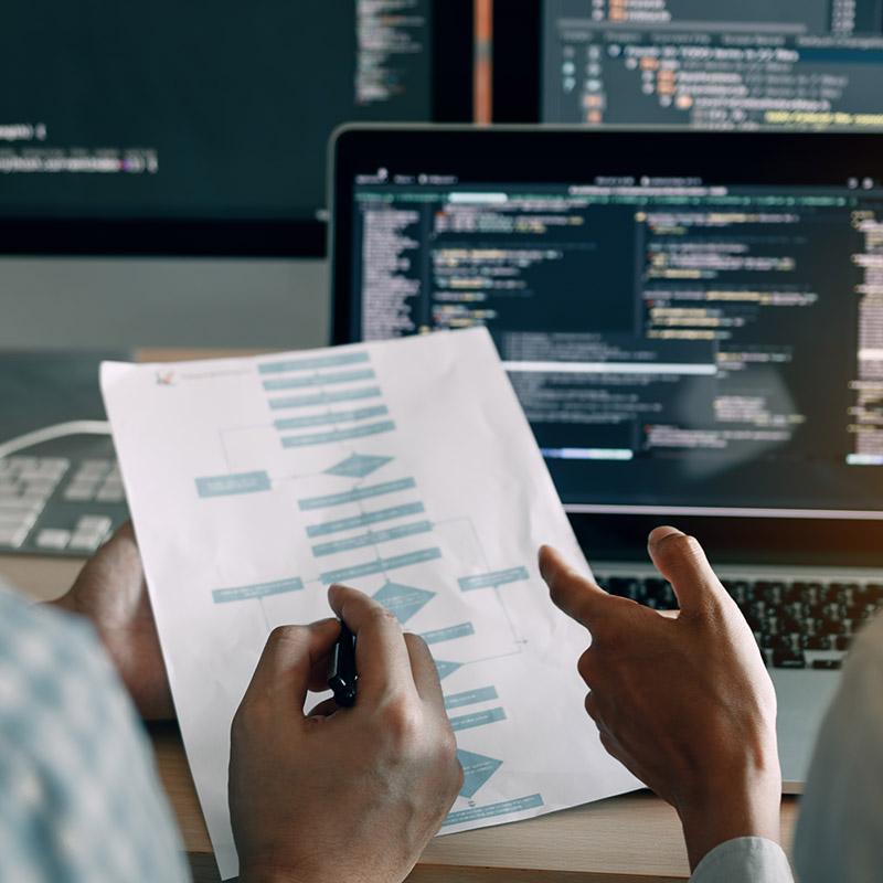 Genesis Consult | Assister et harmoniser, l'architecte logiciel comme soutien de vos projets